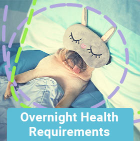 overnight-requirements